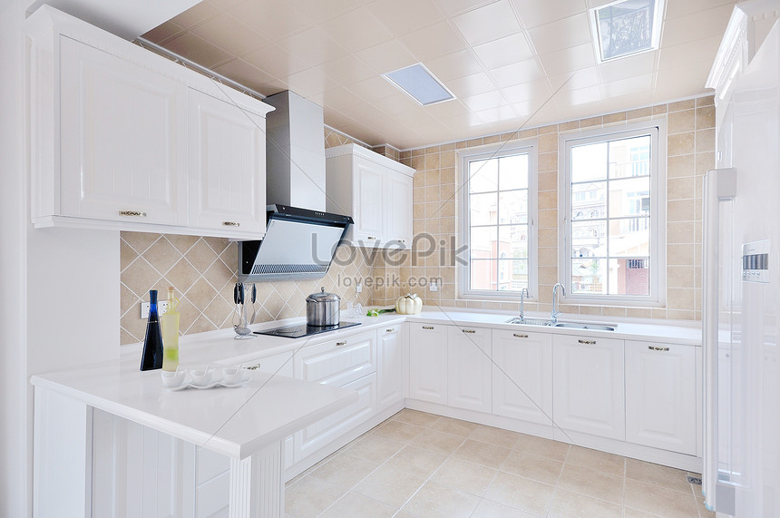 Modern White Cabinets Renderings Creative Image Picture Free Download 500996940 Lovepik Com