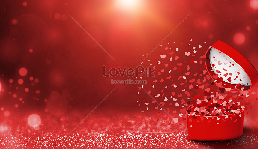 Red Wedding Box Background Creative Image Picture Free Download 501008894 Lovepik Com