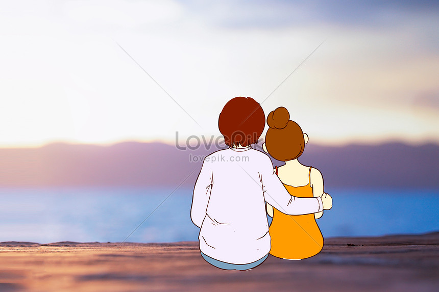 Romantic Lovers Creative Image Picture Free Download 501057248 Lovepik Com