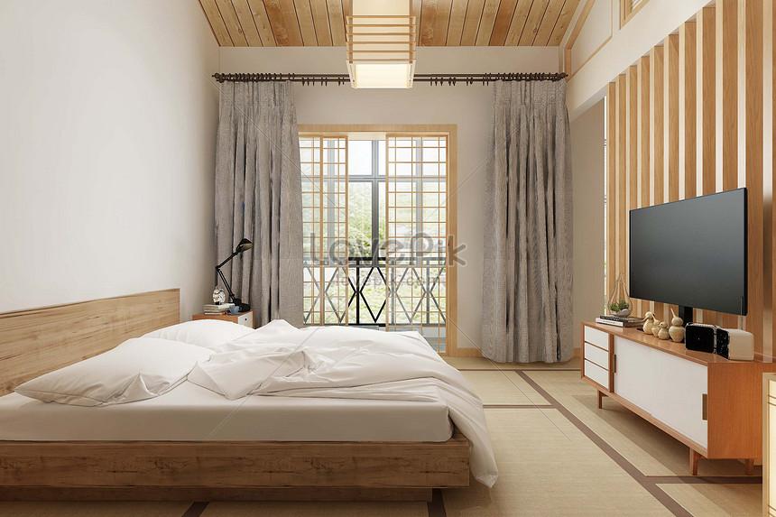 Photo de maison de chambre chinoise_Numéro de l ...