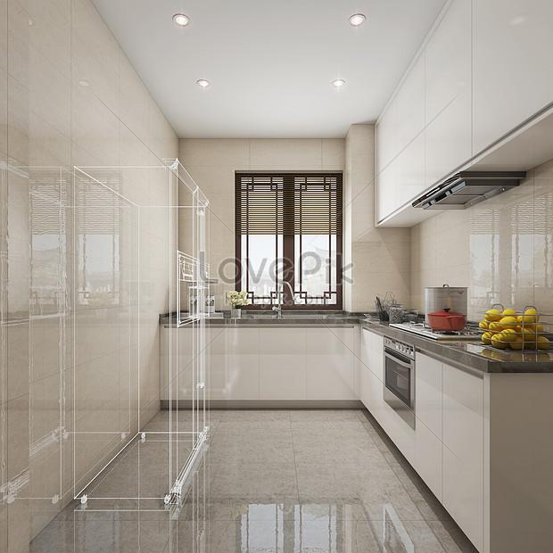 Modern Angin Dapur Sederhana Rumah Paparan Reka Bentuk Dalaman Gambar Unduh Gratis Imej 501078354 Format Jpg My Lovepik Com