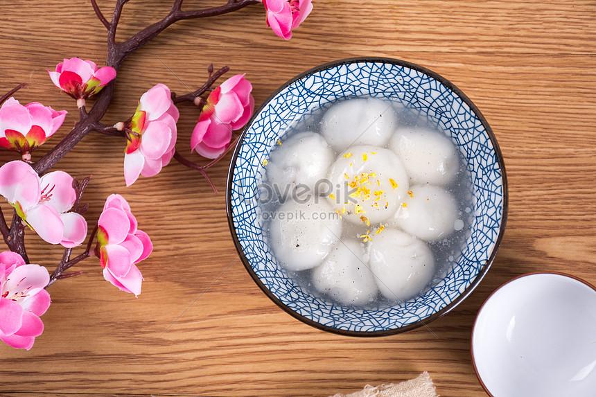 delicious lantern festival tangyuan