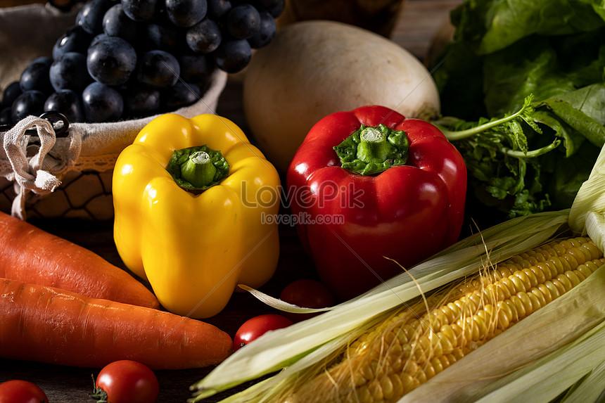 الفواكه والخضروات 26 حرف