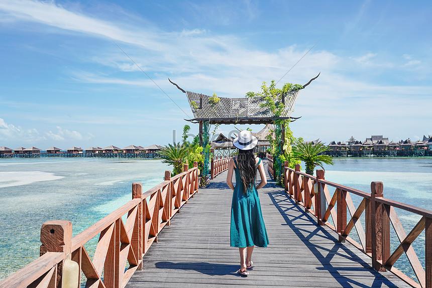 馬來西亞沙巴水屋度假酒店