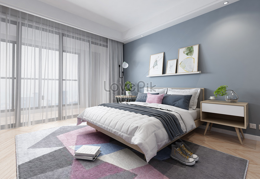 Interior Design Effect Drawing Of Childrens Bedroom Photo Image Picture Free Download 501152567 Lovepik Com