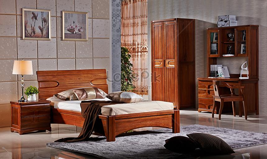 Interior Kamar Tidur Rumah Kayu Gambar Unduh Gratis Foto 501171801 Format Gambar Jpg Lovepik Com