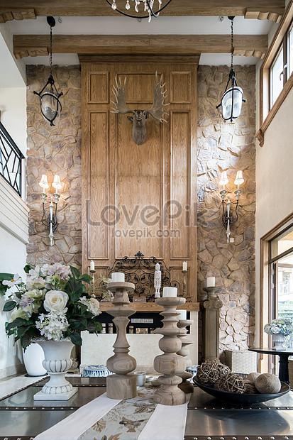 Ruang Tamu Villa Gambar Unduh Gratis Foto 501176739format Gambar