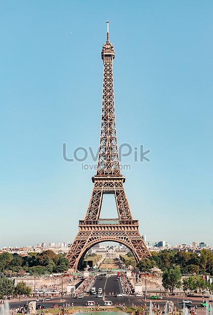 5700 Koleksi Gambar Pemandangan Menara Eiffel Gratis Terbaik