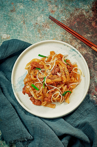 Stir Fried Rice Noodles With Beef Photo Image Picture Free Download 501178572 Lovepik Com