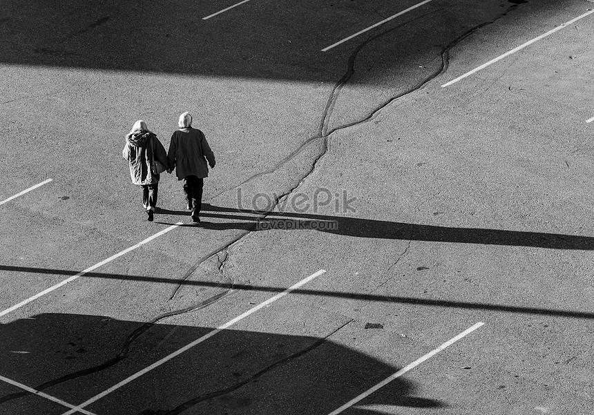 44 Koleksi Gambar Hitam Putih Pasangan Terbaru