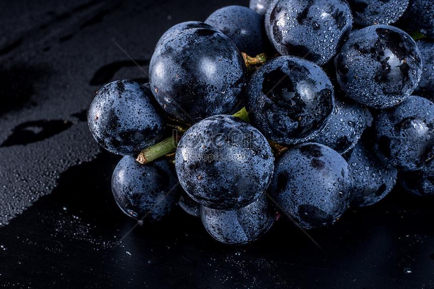 6000 Gambar Anggur Hitam HD