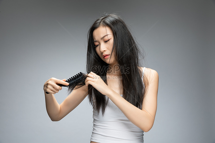 Beauty Hair Loss Photo Image Picture Free Download 501236464 Lovepik Com