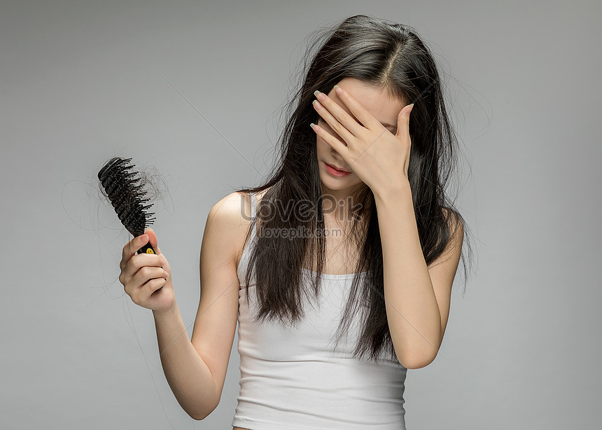 Beauty Hair Loss Trouble Photo Image Picture Free Download 501236490 Lovepik Com