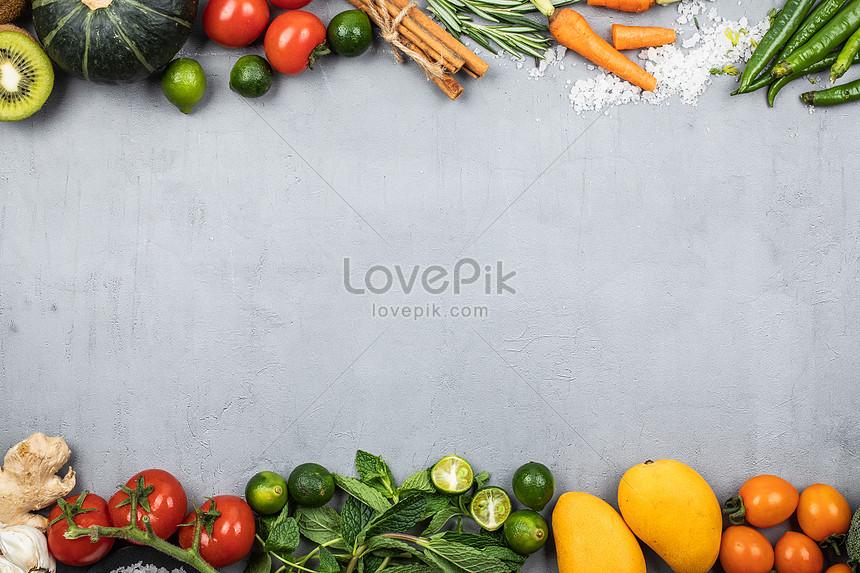 vegetable background
