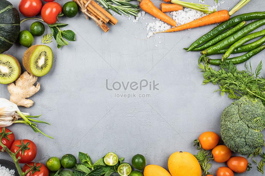 منها الكوسة فواكه وخضروات 4
