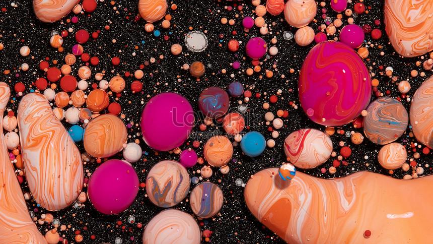 創意抽象彩色背景