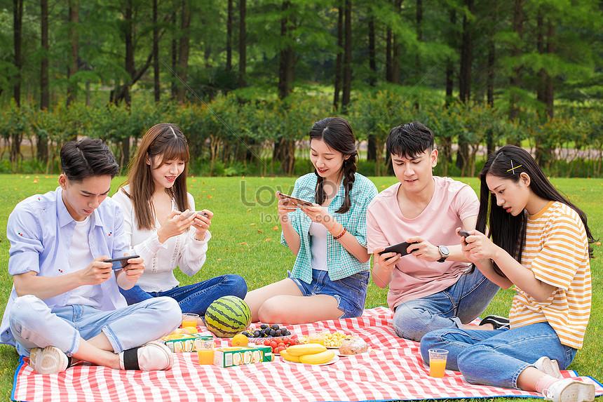студенческий пикник онлайн протекала