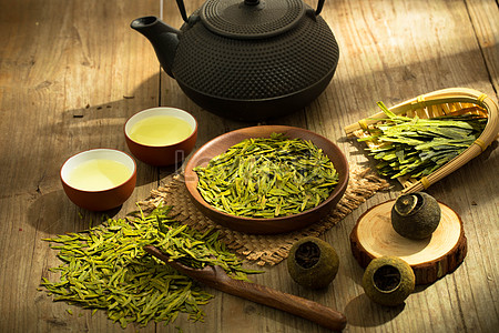 Longjing Green Tea Images 132275 Longjing Green Tea Pictures Free Download On Lovepik Com
