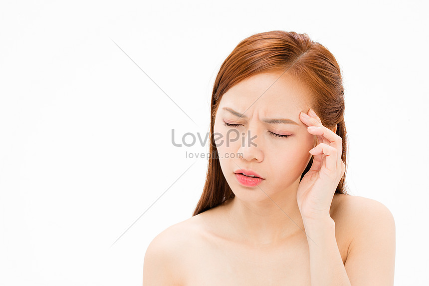 Beauty Headache Photo Image Picture Free Download 501353052 Lovepik Com