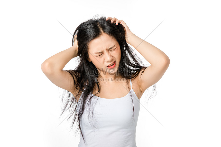 Female Hair Loss Hair Photo Image Picture Free Download 501354498 Lovepik Com