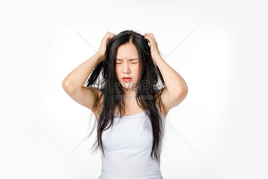 Female Hair Loss Hair Photo Image Picture Free Download 501354505 Lovepik Com
