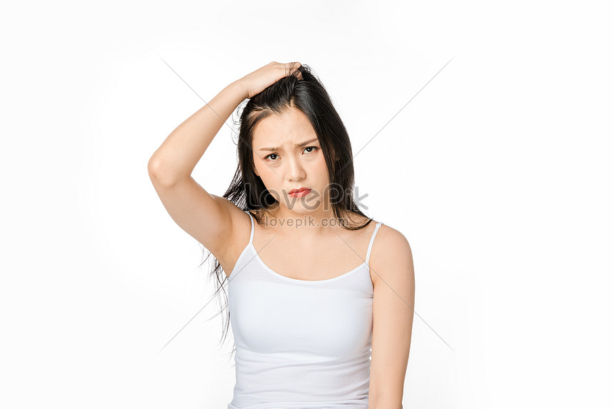 Female Hair Loss Hair Photo Image Picture Free Download 501354509 Lovepik Com