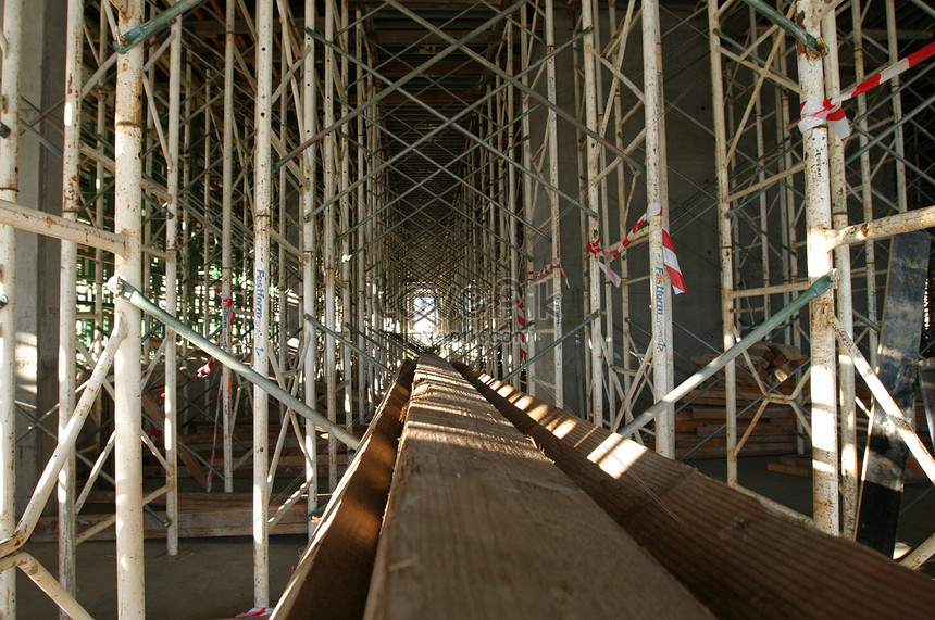 construction site interior photo
