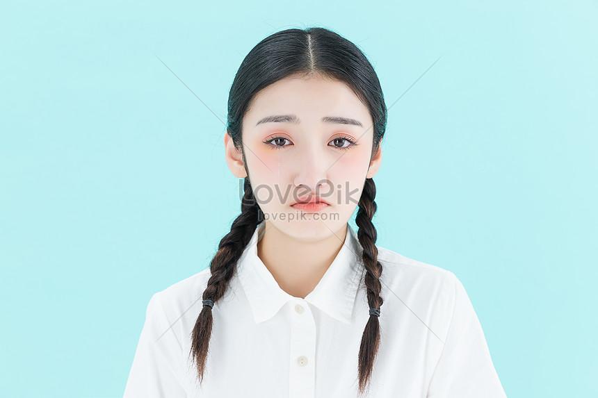 Gadis Sedih Menangis Gambar Unduh Gratis Imej 501377491 Format Jpg My Lovepik Com