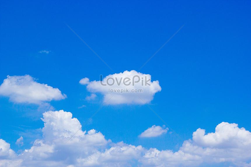 藍天白雲雲彩