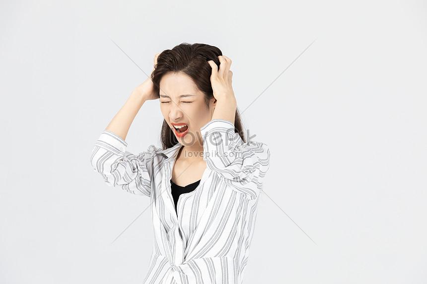 Female Headache Photo Image Picture Free Download 501391719 Lovepik Com