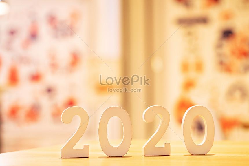 新年元旦2020