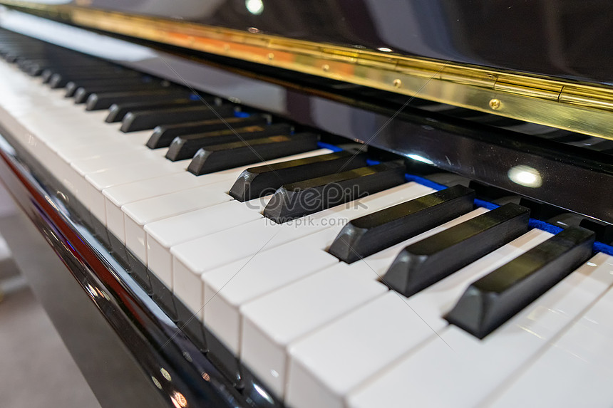 Piano Keyboard Closeup Photo Image Picture Free Download 501531266 Lovepik Com