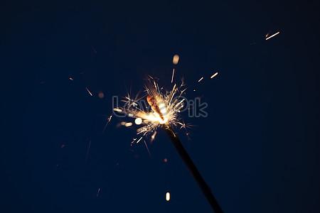 Firework firework stick burning closeup photo image_picture free download  501548699_lovepik.com