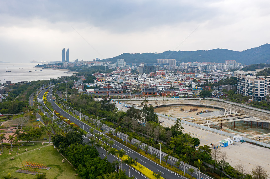 Xiamen Zengshan Roundabout Highway Photo Image Picture Free Download 501572101 Lovepik Com