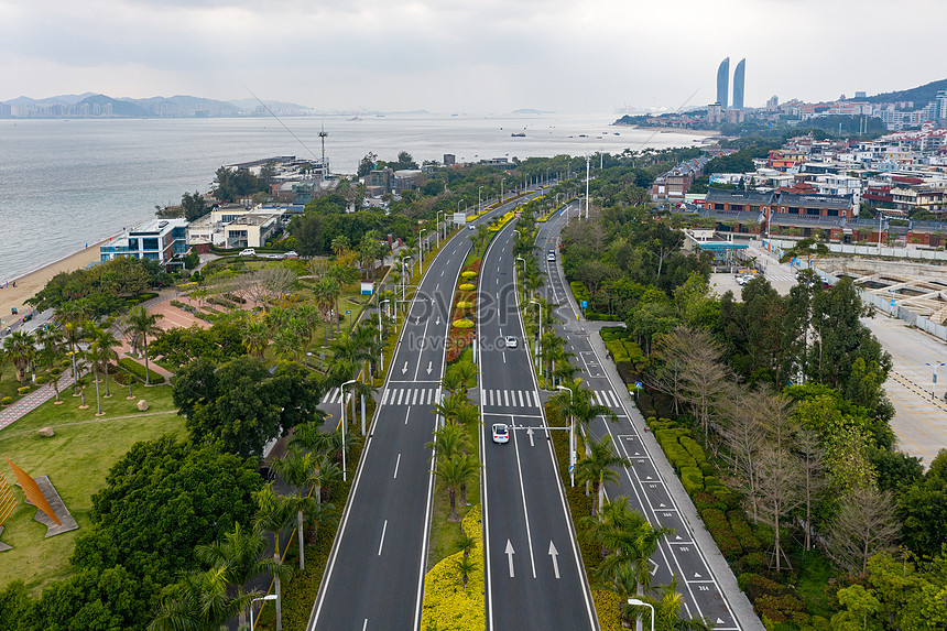 Xiamen Zengshan Roundabout Highway Photo Image Picture Free Download 501572108 Lovepik Com