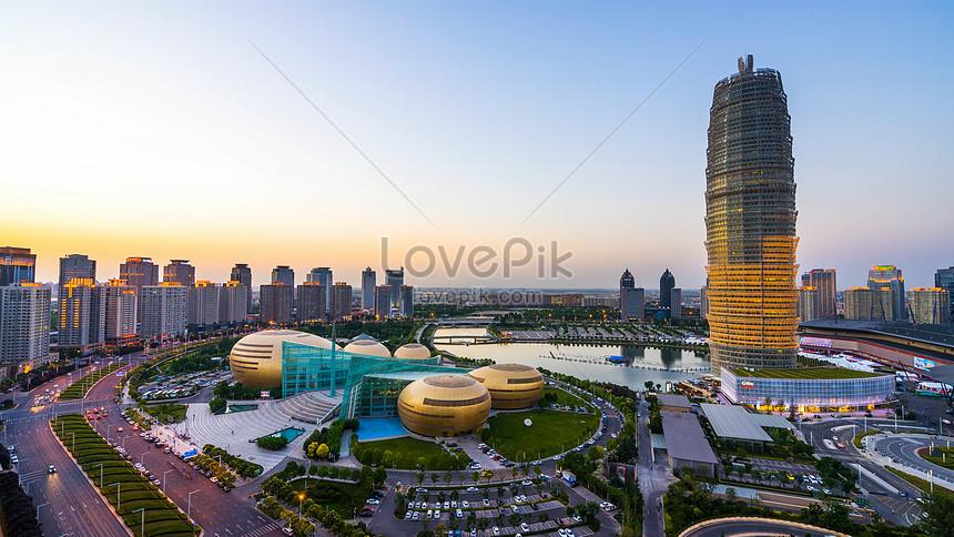zhengzhou city landmark