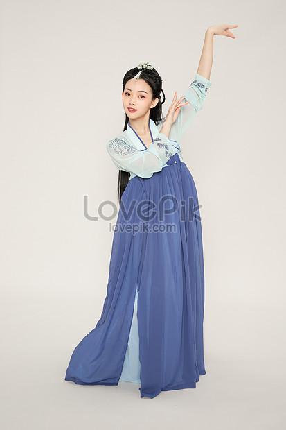 Hanfu Ancient Beauty Dances Classical Dance Photo Image Picture Free Download 501633875 Lovepik Com