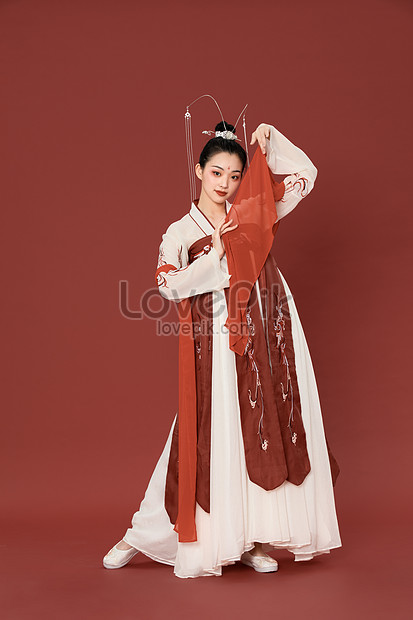 Hanfu Ancient Beauty Dances Classical Dance Photo Image Picture Free Download 501634047 Lovepik Com