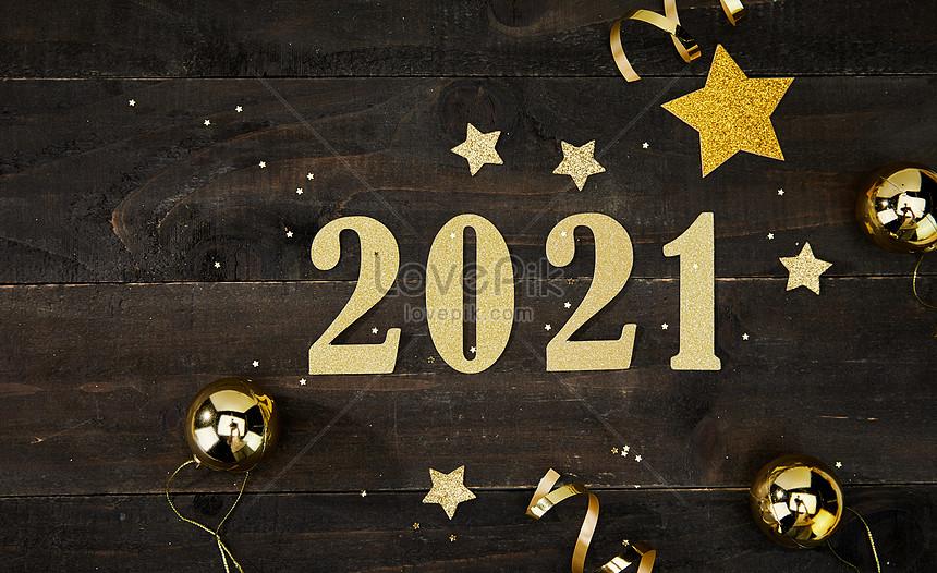 2021年の新年のデジタル資料