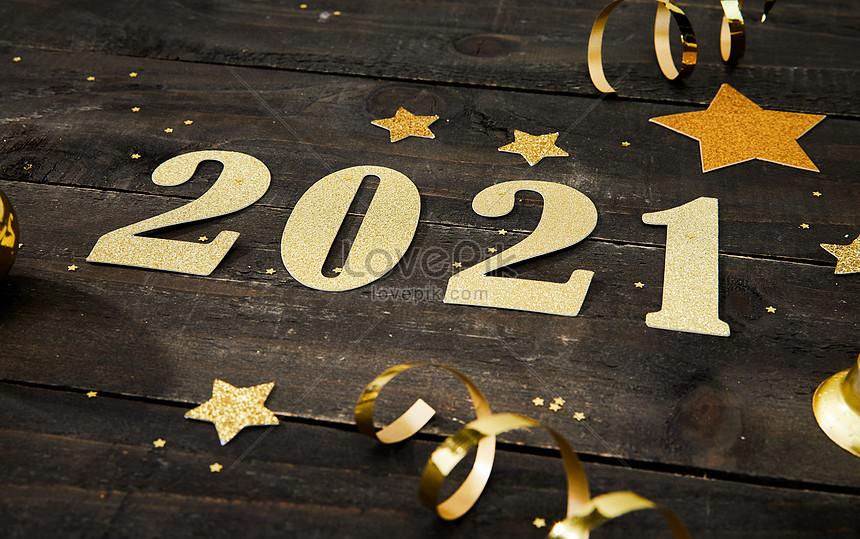 matériel numérique du nouvel an 2021
