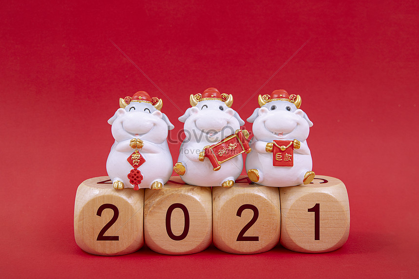 happy new year 2021 year of the ox