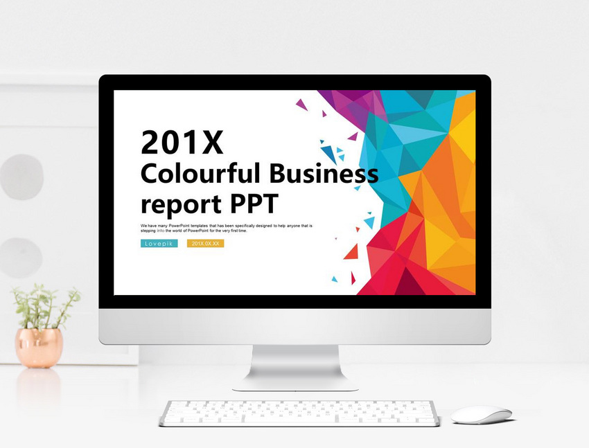 Cool colorful geometric flattening business report ppt templates cool colorful geometric flattening business report ppt templates toneelgroepblik Gallery