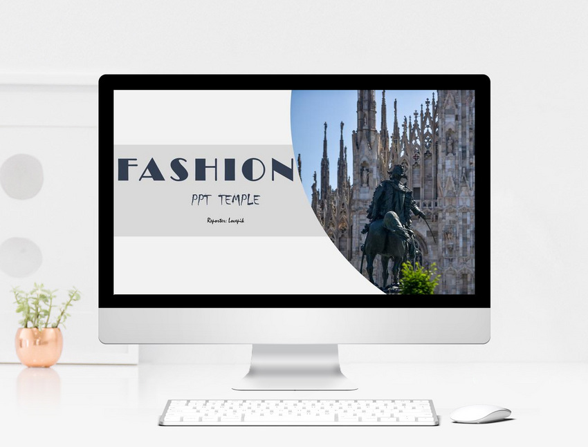 trendy travel album ppt template powerpoint templete ppt free