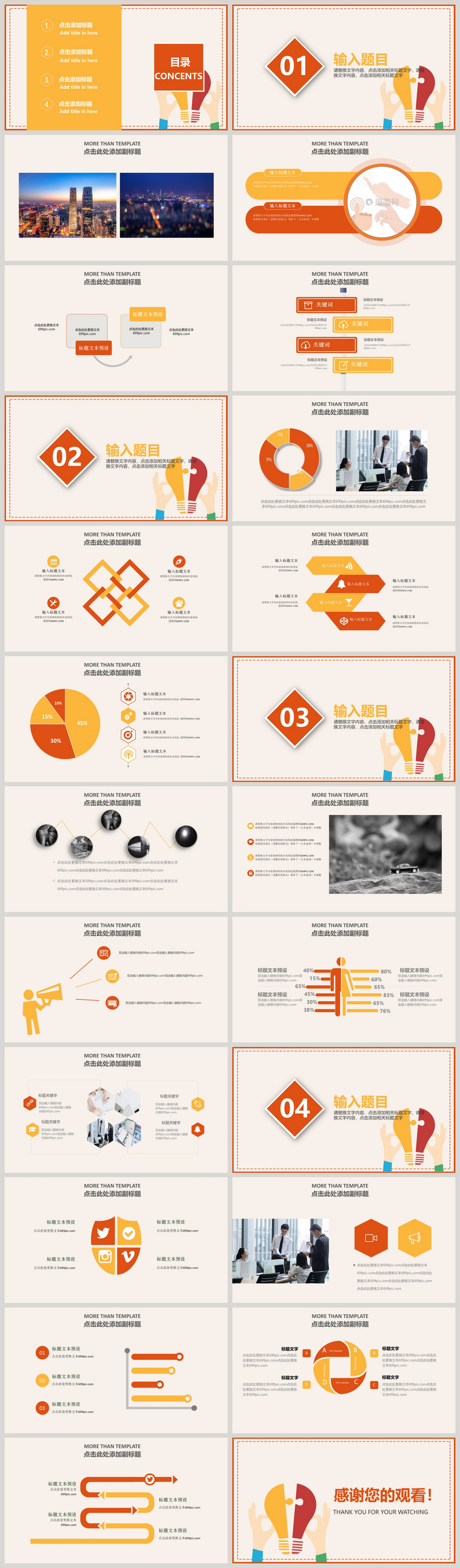 Innovation Of Future Business Ppt Template Powerpoint Templete Ppt Free Download 400950573 Lovepik Com