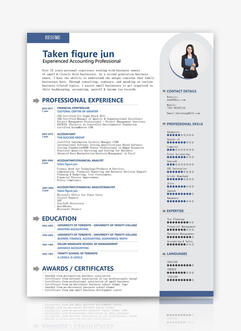 Cv Resume Template Word Template Word Free Download 400134042 Docx File Lovepik Com